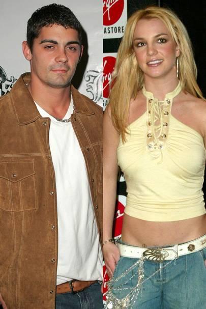 Britney Spears & Jason Allen Alexander