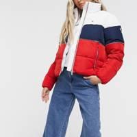 Best Puffer Jacket for Women: Tommy Jeans