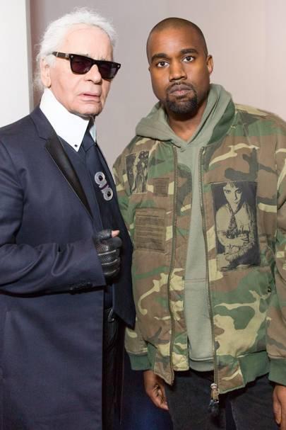 Best Dressed Man: Kanye West