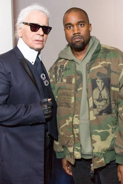 Best Dressed Man: Kanye West