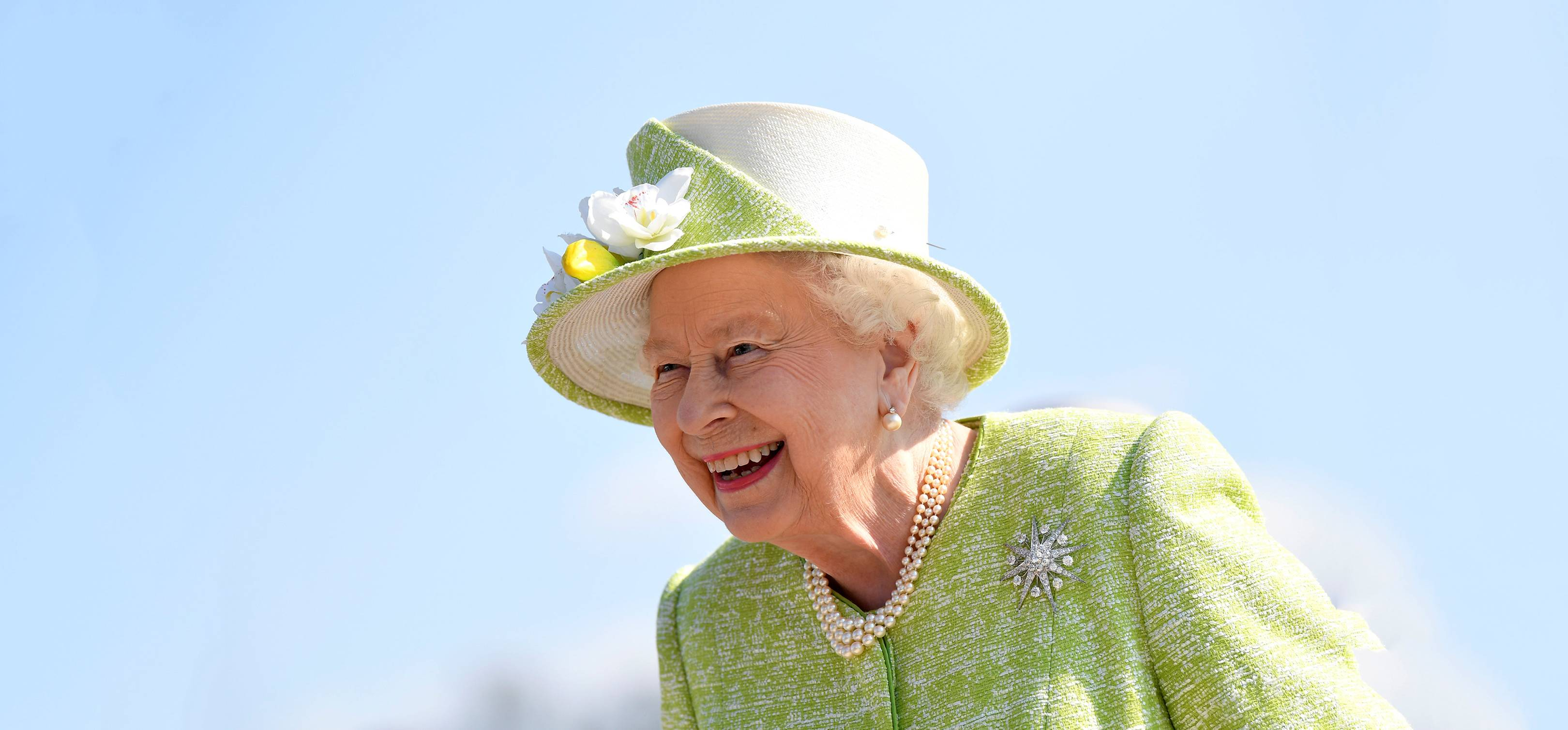 8a019b59246 The Queen s Style  Her Dresses   Outfits Through The Years