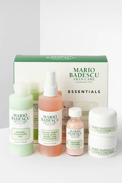 The complete skincare set