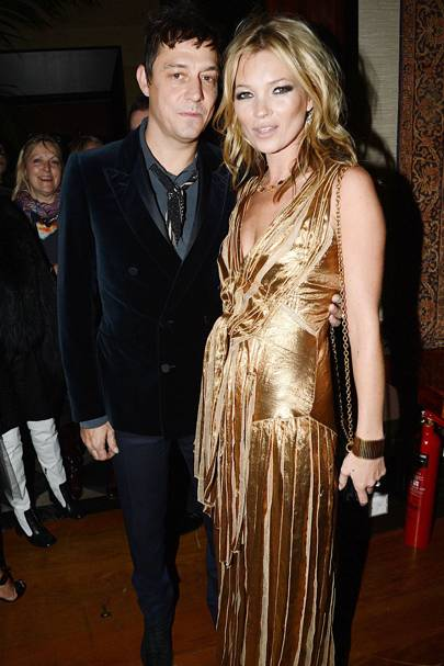 Kate Moss Divorce With Jamie Hince Settlement New Boyfriend
