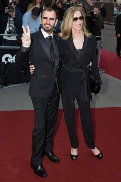 Ringo Starr & Barbara Bach