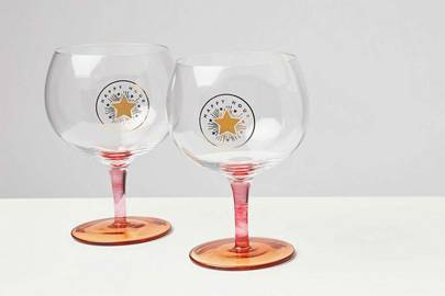Gin gift sets: the gin glasses