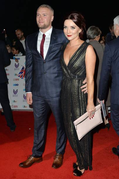 Candice Brown & Liam Macaulay