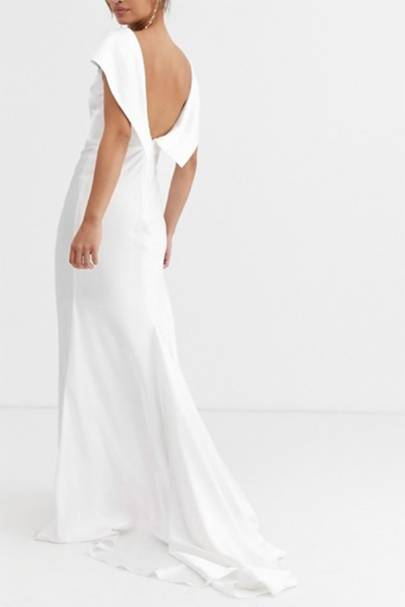Best ASOS wedding dress for traditional brides