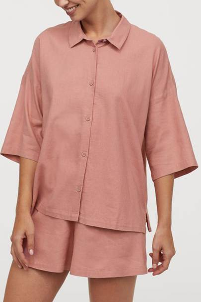 The linen co-ord