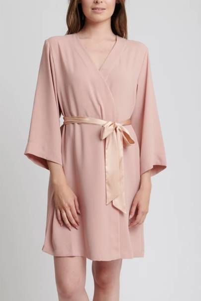 Bridesmaid robes: for supporting small businesses