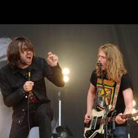 The Vaccines at Radio 1 Big Weekend