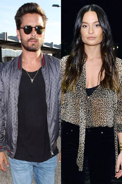 Scott Disick has moved on from Bella & is now with former flame Chloe Bartolli