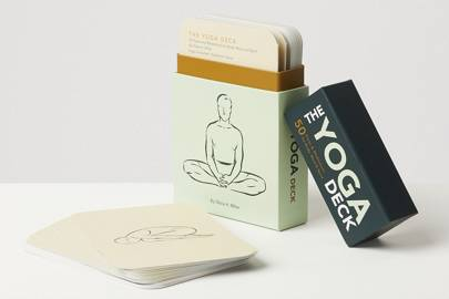 Best Yoga Gifts: The yoga cards