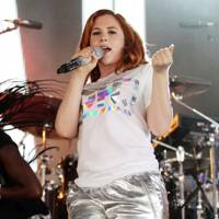 Katy B at Wireless Festival