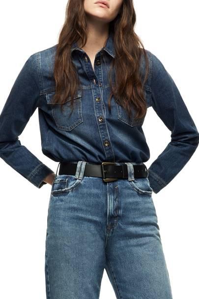 Best Denim Shirts - Seventies Style