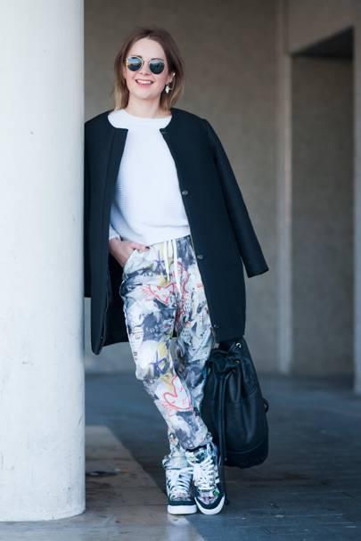 Emily Tredinnick, Assistant Stylist