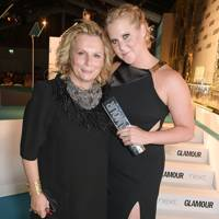 Jennifer Saunders and Amy Schumer