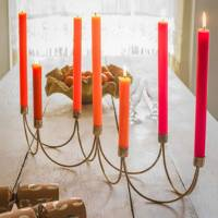 Cheap Christmas gifts: the candle holder