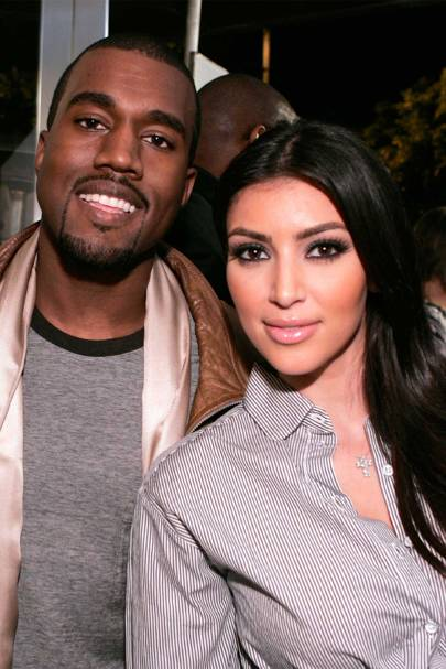 Kim Kardashian & Kanye West's relationship timeline: From crushing on her when she worked as Brandy's assistant to their shocking divorce
