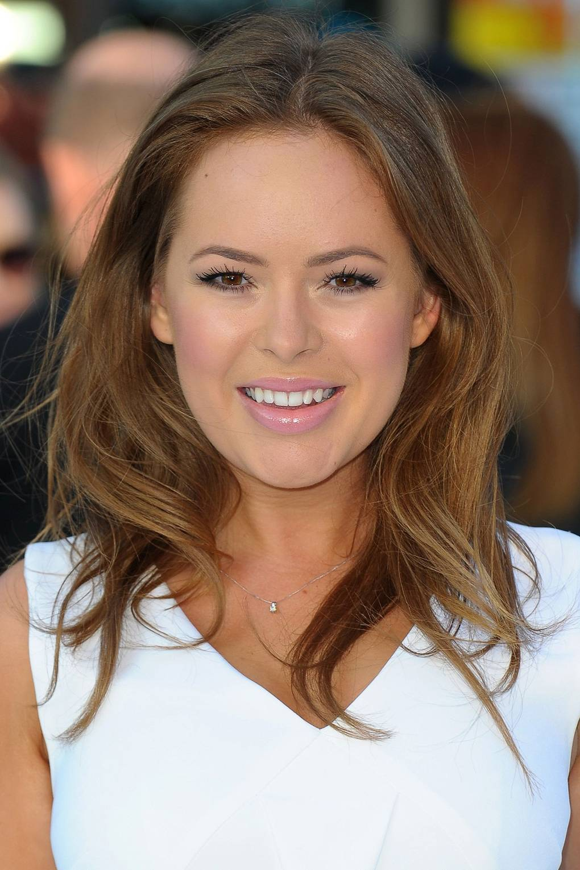 Tanya Burr Best Hair Makeup Looks Beauty Look Book Glamour Uk
