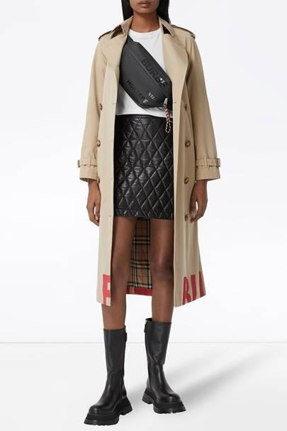 Best designer bum bags: Burberry