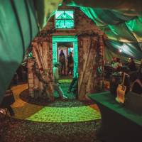 EMERALD CITY AT THE QUEEN OF HOXTON