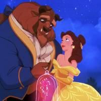 Disney: Belle & Prince Adam