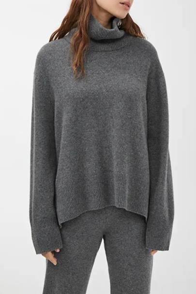 The cashmere jumper