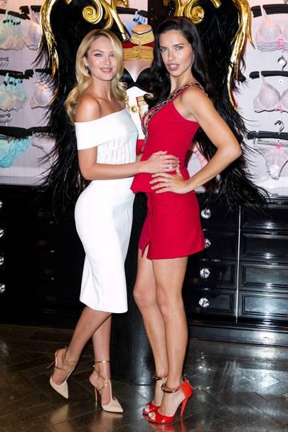 Secret victorias fashion show comes to london catalog photo