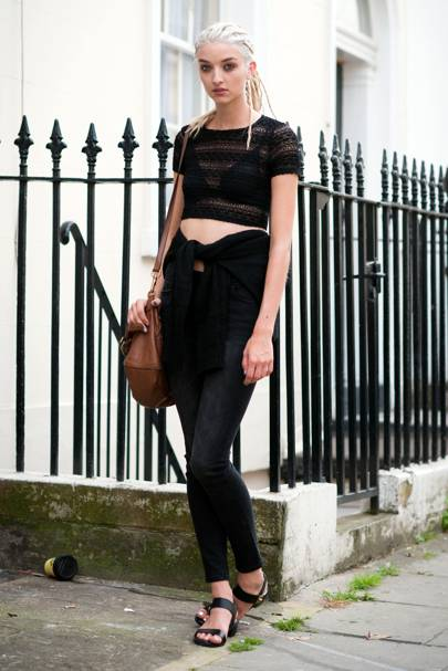 Kate Howat, Model