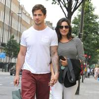 February: Kelly Brook & Danny Cipriani