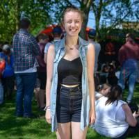 Lauren Meek, Assistant Chemist, Slam Dunk Festival 2012