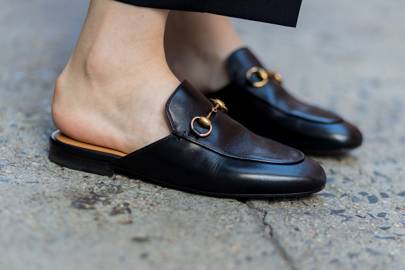2. Gucci Loafers