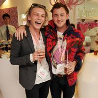 Jamie Campbell Bower & Francis Boulle