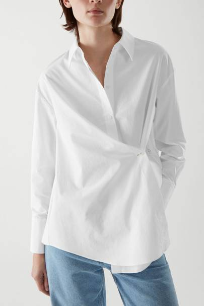 Best Women's White Shirts - COS