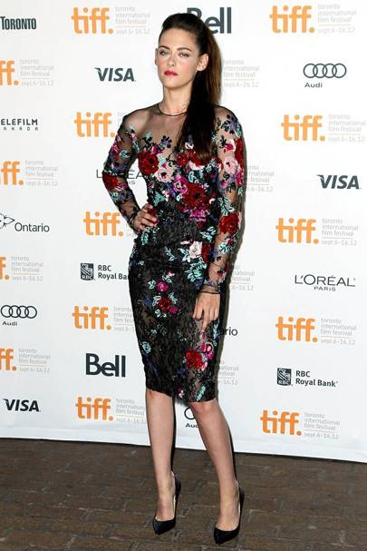 DO #11: Kristen Stewart at the Toronto Film Festival, September