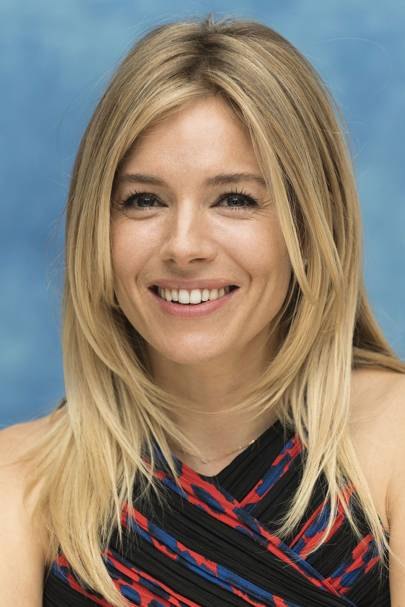 Sienna Miller's best moments as a hair & beauty icon.