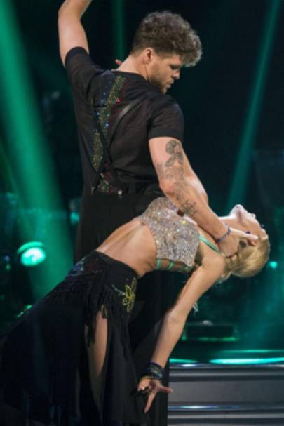 Jay McGuiness is the winner of Strictly Come Dancing 2015