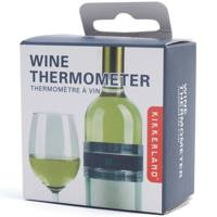 Gadget Gifts for men: the wine themometer