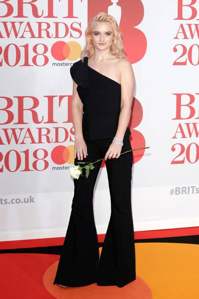 Grace Chatto of Clean Bandit