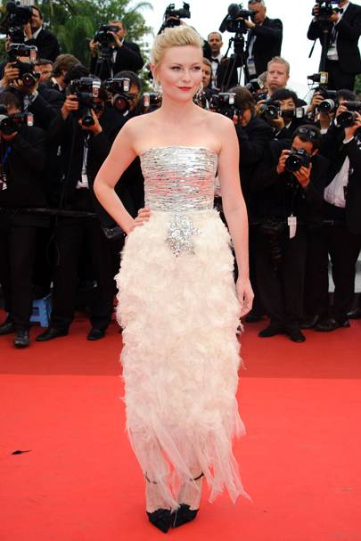 Kirsten Dunst - Cannes 2011