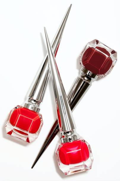 Christian Louboutin Nail Polishes, £36