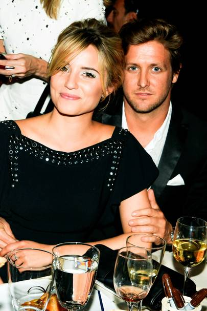 July: Nick Mathers & Dianna Agron