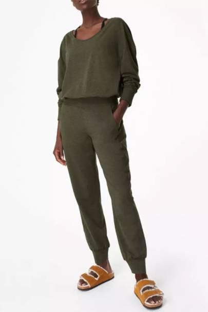 Sweaty Betty sale: the loungewear jumpsuit