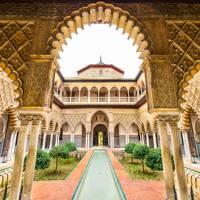 Spain: Alcázar de Sevilla, Seville