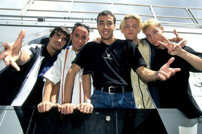 The Backstreet Boys sold 100 million albums, making them the best-selling boy band of all time. It was the differences between Nick Carter and the rest of the band on who should manage them that led to the group taking a two-year hiatus between 2002 and 2004.