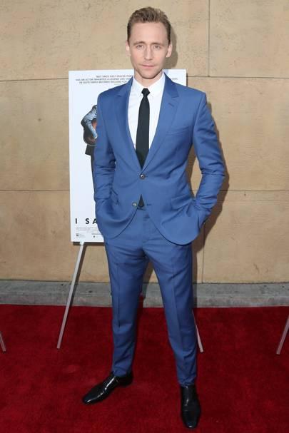 5. Tom Hiddleston (Up 2)