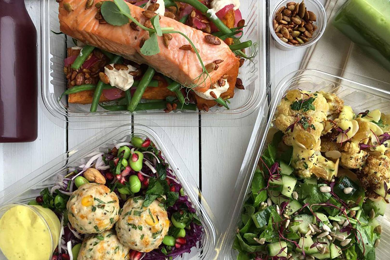 Meal Delivery Uk The Best Healthy Meal Prep Delivery Options Ranked