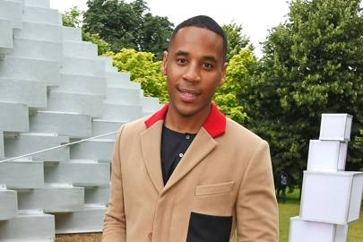 Cerisse Yates, social worker, by Reggie Yates, DJ, actor and presenter