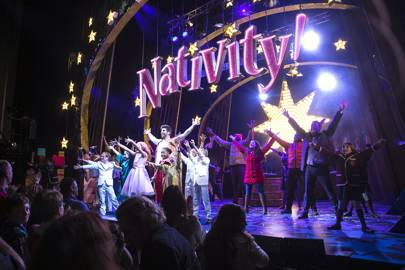 Nativity the Musical, UK Winter Tour