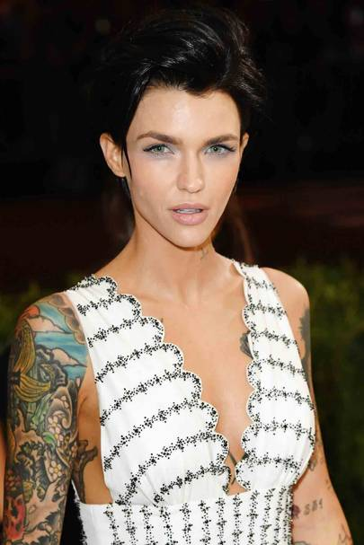 """Ruby Rose - """"When I eventually get a boyfriend, they'll be a girl"""""""